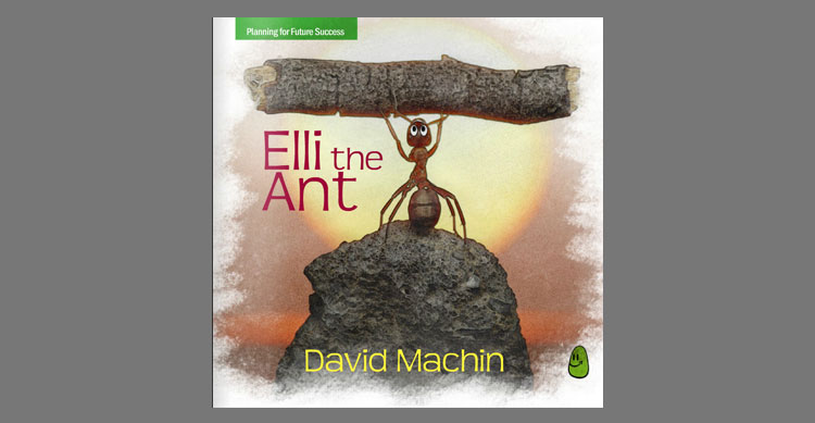 Elli the Ant front cover