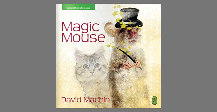 Magic Mouse front cover
