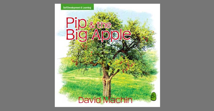 Pip and the Big Apple front cover
