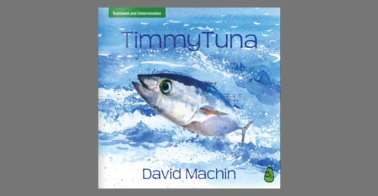 Timmy Tuna front cover